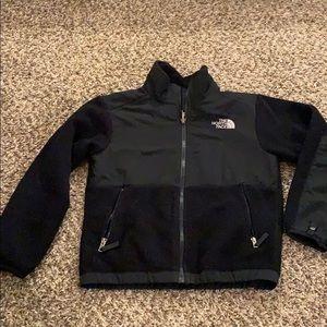 Boys THE NORTH FACE Denali Fleece Jacket SMALL 7 8